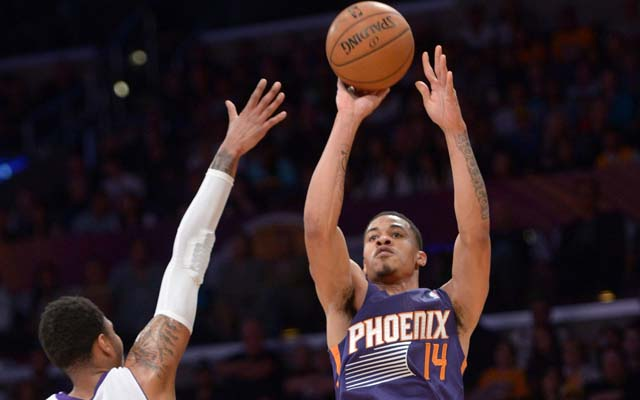 Gerald Green was a huge part of the Suns' offense last year.  (USATSI)