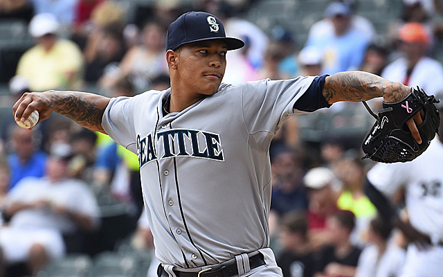 Taijuan Walker was unexpectedly sent to the minors Wednesday.