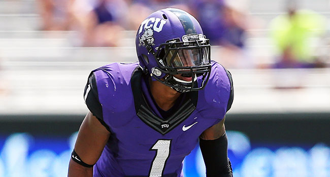 TCU's strong defense could make the Horned Frogs a sleeper in the Big 12. (USATSI)