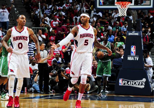 Josh Smith has agreed to become a Piston.     (USATSI)