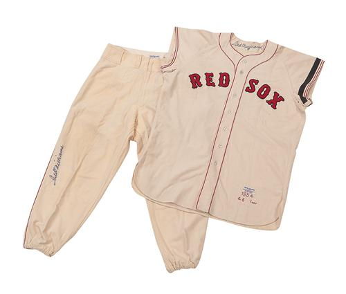 c00ba07e1 Game-used Ted Williams jersey goes for $137K in auction - CBSSports.com