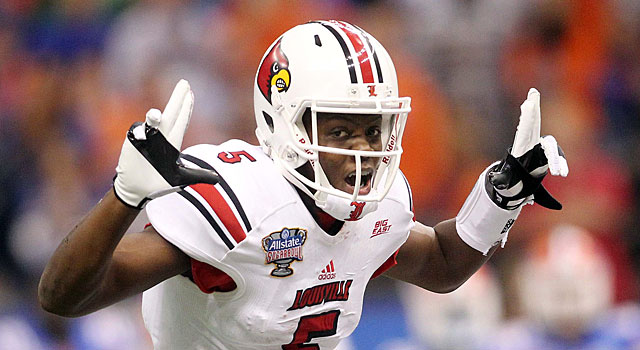 Louisville might not face a Top 40 team this season. (USATSI)