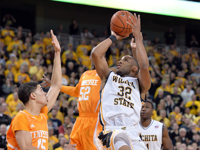 Wichita State's Tekele Cotton is one of the most underrated players in the country. (USATSI)