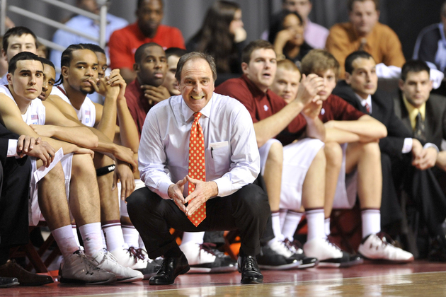 Fran Dunphy has had Temple in and out of the Top 25 all season long.