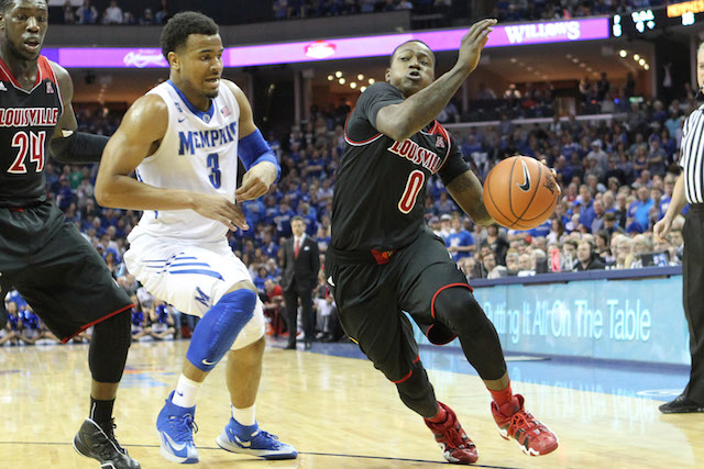 Terry Rozier has to emerge in order for Louisville to replace Russ Smith. (USATSI)
