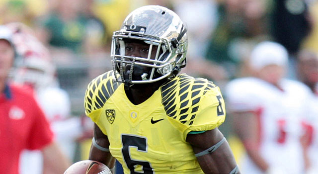 Oregon is ranked as high as No. 2 and as low as No. 7. (USATSI)