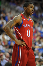 Thomas Robinson lost his mother Friday