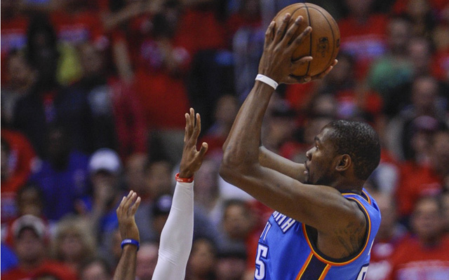 The Thunder rose above the Clippers in Game 3. (USATSI)