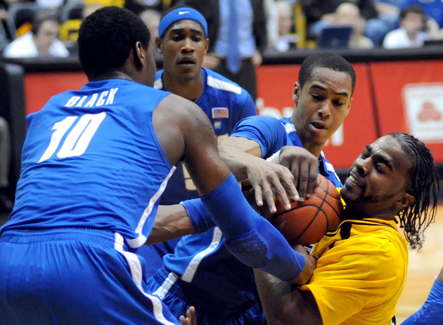 Memphis and other top mid-majors must fight to make the dance this season