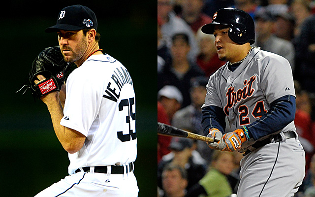Verlander and Miggy have provided some of the best seasons in Detroit history.