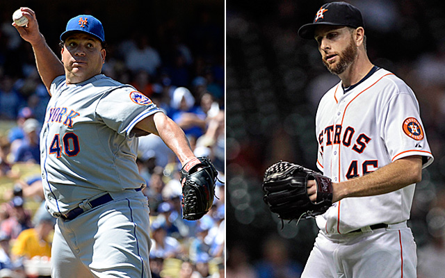 Neither Bartolo Colon nor Scott Feldman seems a good option for Detroit.
