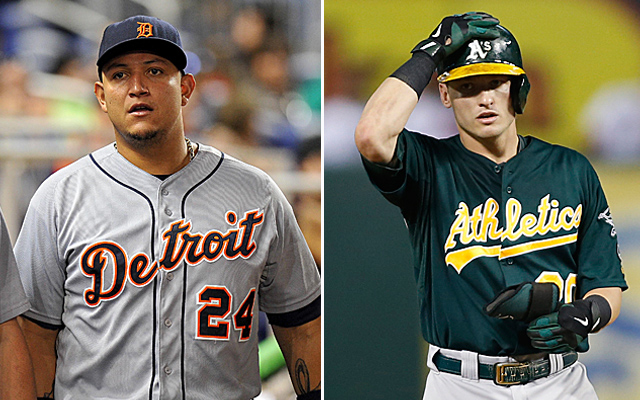Miguel Cabrera and Josh Donaldson are set to do battle.