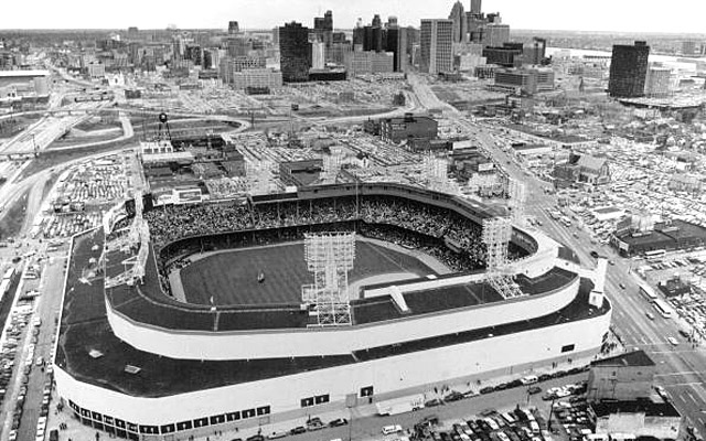 The Tiger Stadium that hosted O's-Tigers in July 1970 is remembered as 'a grand old stadium.'