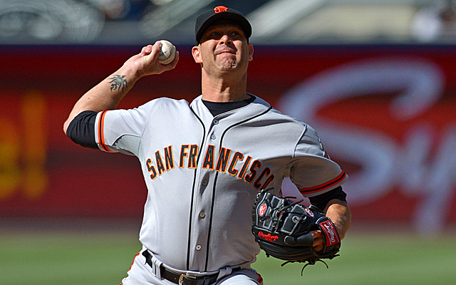 Tim Hudson is now a four-time ALl-Star.