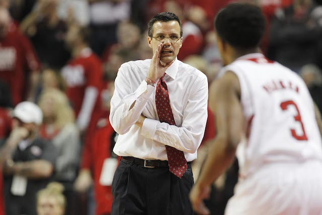 Tim Miles and Nebraska could be on the verge of a tournament bid. (USATSI)
