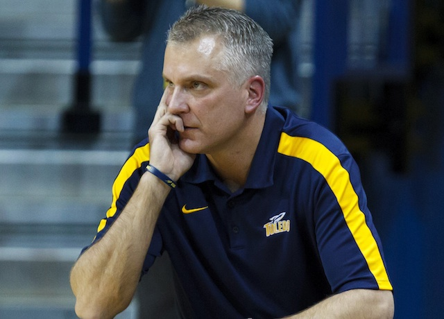 Tod Kowalczyk has gone 38-58 during his first three seasons with Toledo. (USATSI)