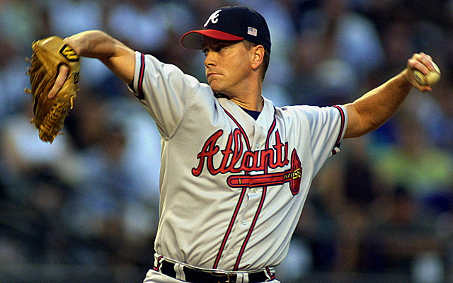 Tom Glavine was a master of his craft.