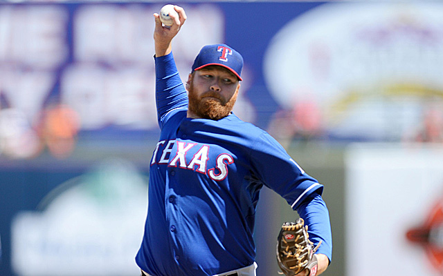 Tommy Hanson is out of a job at age 27.