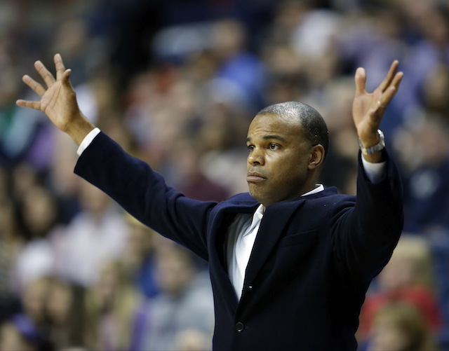 After leading Harvard to back-to-back titles, Tommy Amaker can coach the Crimson as long as he wants. (USATSI)