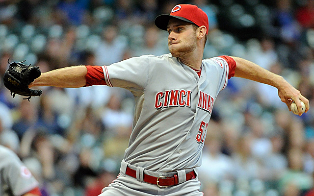 A Tony Cingrani injury could be bad news for the Reds.