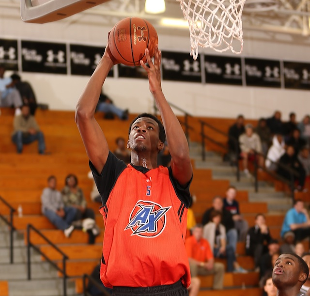 Trayvon Reed was a four-star prospect coming out of high school. (Under Armour/Kelly Kline)