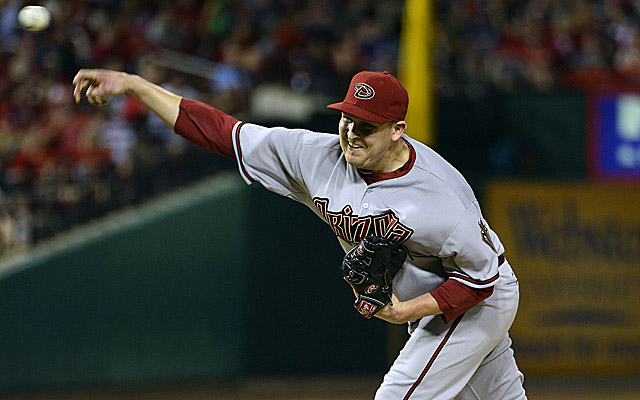 Trevor Cahill, a former All-Star, is back in High-A ball at age 26.