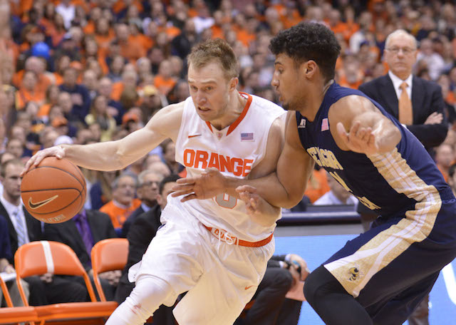 Trevor Cooney is just 7-for-37 from 3-point range in his last five games. (USATSI)