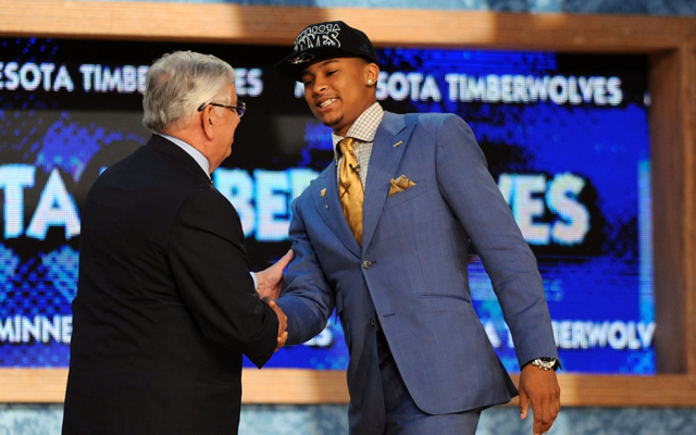 Trey Burke is the new face of the Jazz. (USATSI)