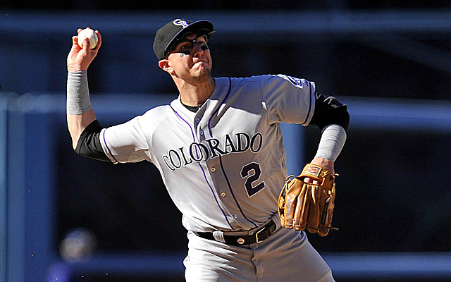 Troy Tulowitzki will remain in a Rockies uniform, according to a front office executive.
