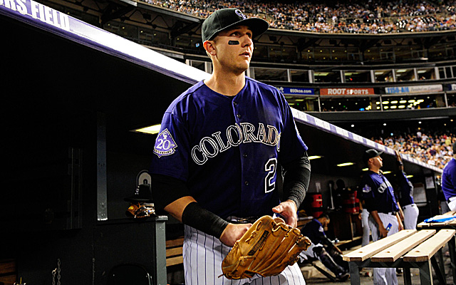 Troy Tulowitzki appears to be facing yet another long absence.