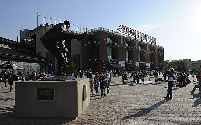 Turner Field will only house the Braves for three more seasons.