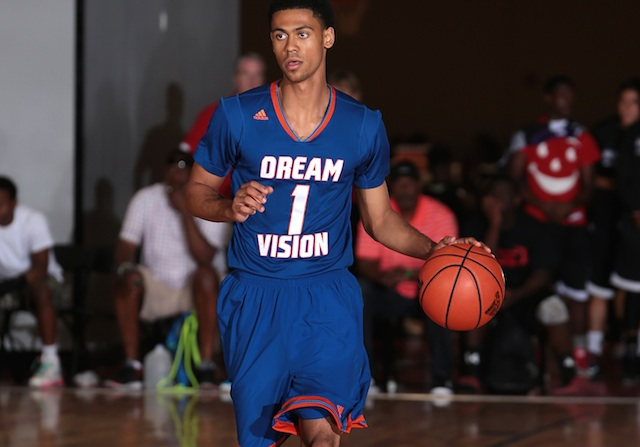 Tyler Dorsey is back to being one of the best guards on the market. (Adidas)