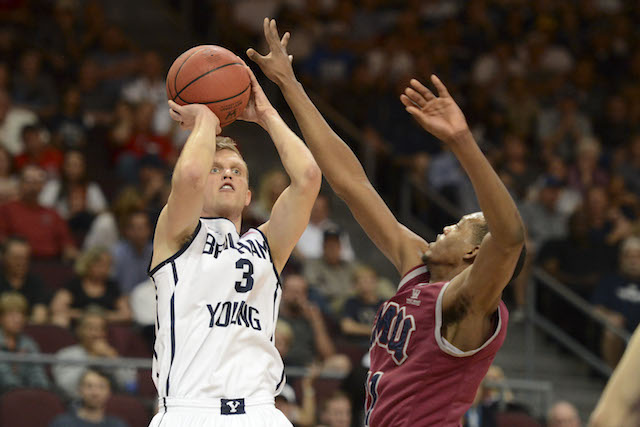 Tyler Haws and BYU absolutely needed to make the WCC title game. (USATSI)