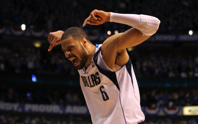 Tyson Chandler could be headed back to Dallas.    (USATSI)