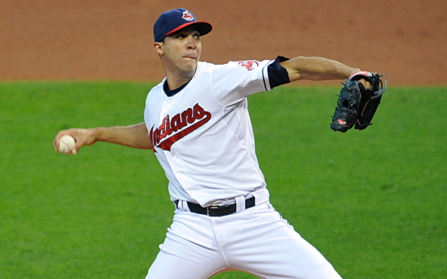 Ubaldo Jimenez will be heading to Baltimore.