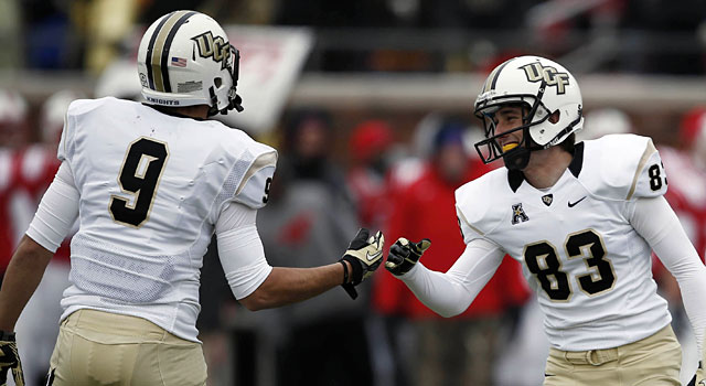 UCF is one of seven American Athletic Conference schools in the Eastern Time Zone. (USATSI)
