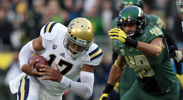 Mark the calendar -- Oregon at UCLA on Oct. 11. (USATSI)