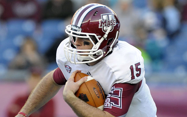 UMass is leaving the MAC in 2015. (USATSI)