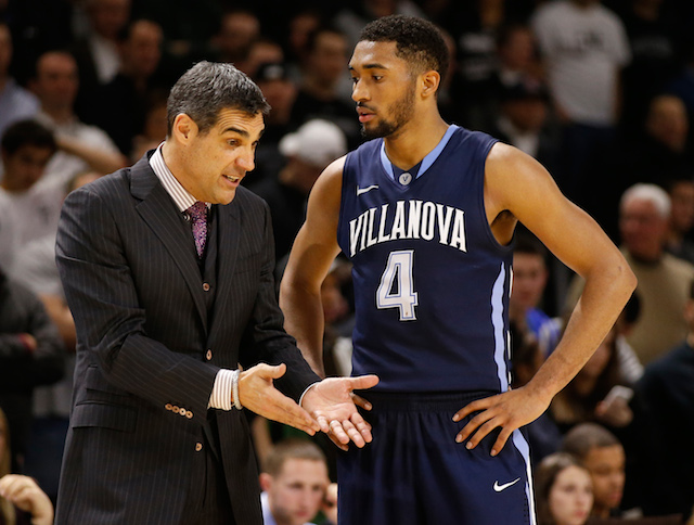 Jay Wright has been able to count on Darrun Hilliard, averaging 16.5 points in his last four games. (USATSI)
