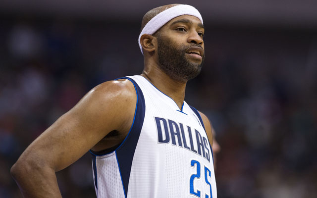 Vince Carter apologized Wednesday night. (USATSI)
