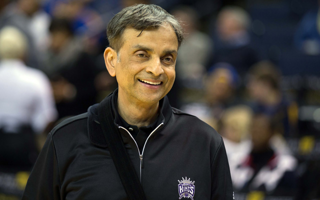 Vivek Ranadive has ideas for fixing tanking.  (USATSI)