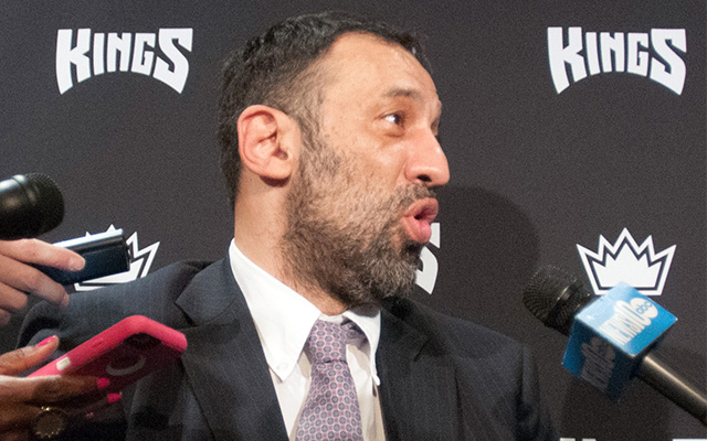 Where are the Kings going under Vlade Divac?     (USATSI)