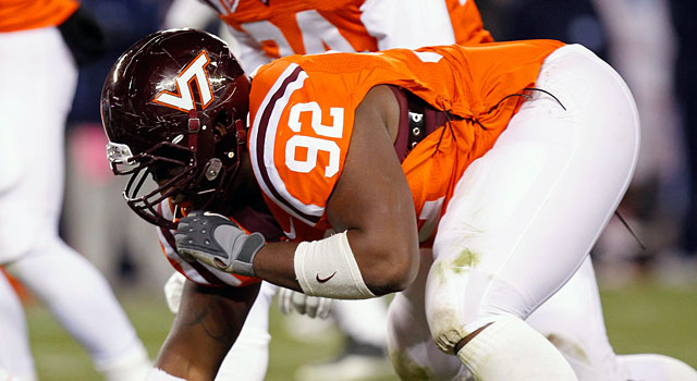 Luther Maddy and Virginia Tech look to win the Coastal Division. (USATSI)