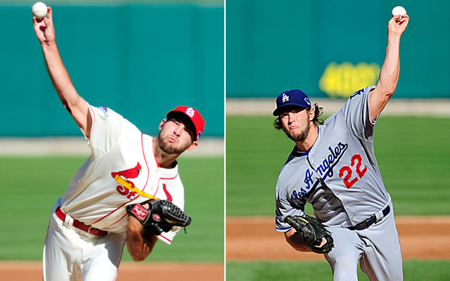 Like pitching? Then you liked what Michael Wacha and Clayton Kershaw did in Game 2. (USATSI)