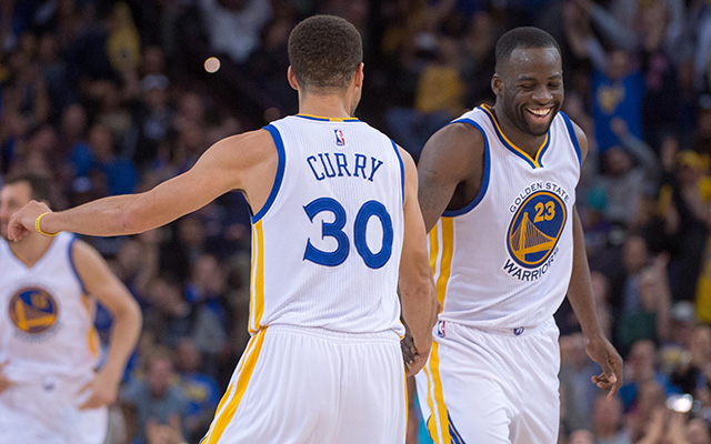 Golden State clinched a playoff spot in February. (USATSI)