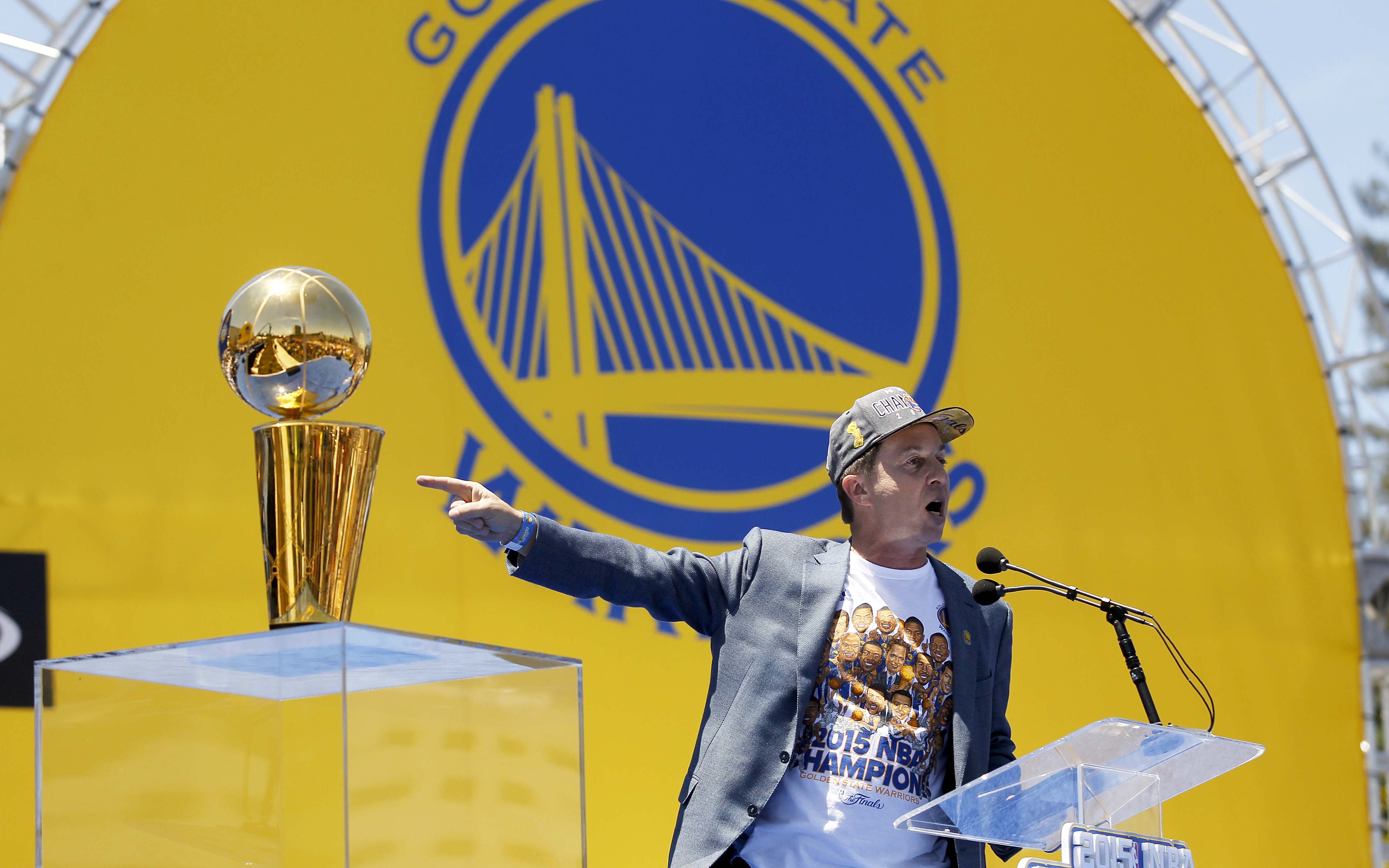 The Warriors have big plans for their future. (USATSI)