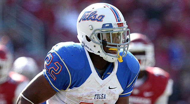 Trey Watts looks to guide Tulsa to another C-USA title.