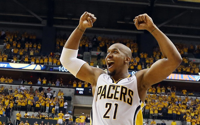 The Clippers reportedly want David West.    (USATSI)