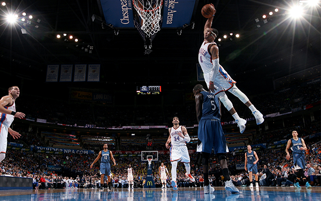 Russell Westbrook says he didn't lobby for phantom triple-double