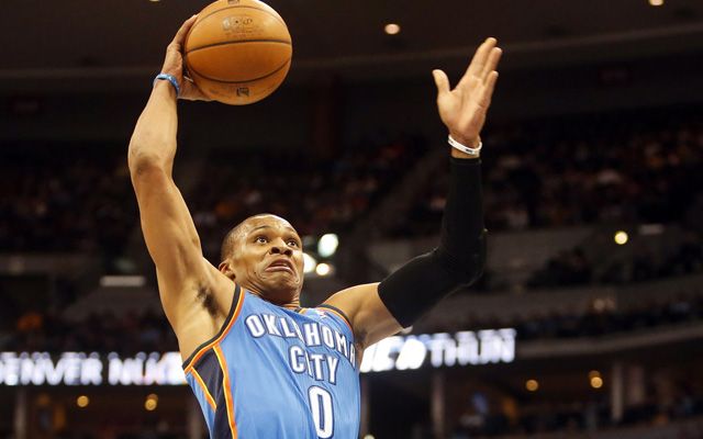 Russell Westbrook is the league's best 'second option'  (USATSI)